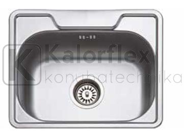 KM egymedencés mosogató