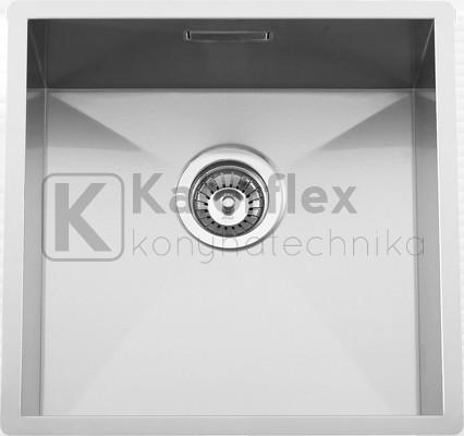 BOX LINE 40 aláépíthető mosogató 400x400 mm