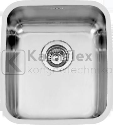 BRASILIA aláépíthető mosogató 340x400 mm