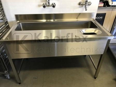 Lemosó, előkészítő asztal