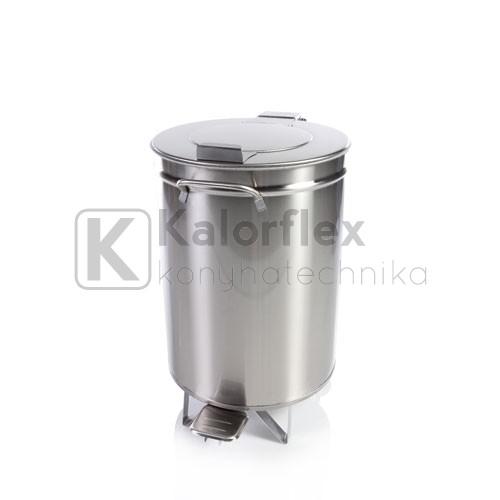 Lábpedálos hulladék- és moslékgyűjtő 50L Méret: 380x615mm
