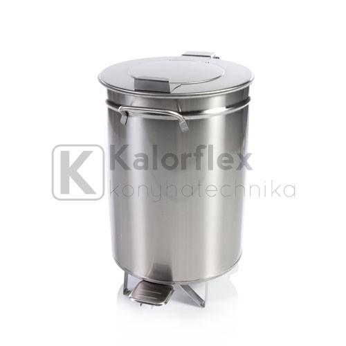 Lábpedálos hulladék- és moslékgyűjtő 95L Méret: 450x710mm