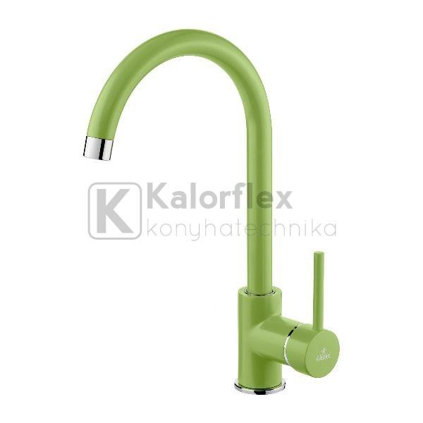 DEANTE MILIN mosogató csaptelep - zöld