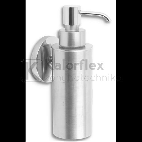 Novaservis folyékony szappan vagy mosogatószer adagoló, fém