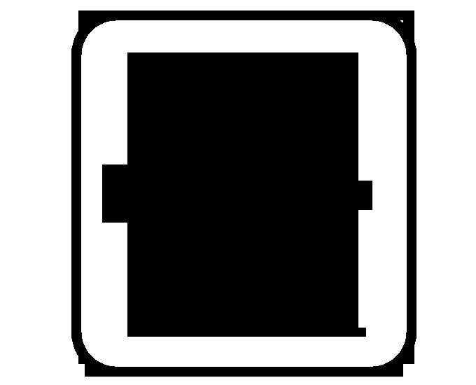 LIVINOX EC-153DK szövetmintás Külméret: 830x480mm