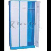 Öltözőszekrény 3-ajtós