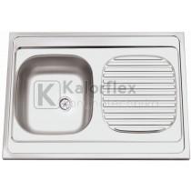 POUSAR Teletetős mosogató Méret: 800x600 mm RODI