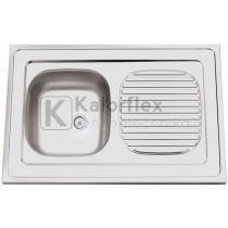 POUSAR Teletetős mosogató Méret: 900x600 mm RODI
