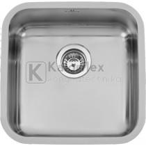 BAHIA aláépíthető mosogató 400x400 mm
