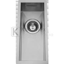 BOX LINE 16 aláépíthető mosogató Méret: 160x400 mm