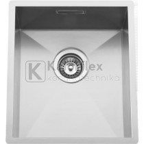 BOX LINE 34 aláépíthető mosogató 340x400 mm