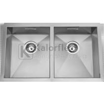 BOX LINE 75 2 medencés aláépíthető mosogató 340x400 mm x 2db