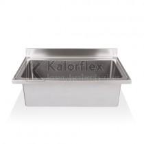 Egymedencés edénymosogató fedlap - Méret: 1200x700 mm, medence: 1060x500x375 mm