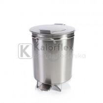 Lábpedálos hulladék- és moslékgyűjtő 75L Méret: 450x630mm