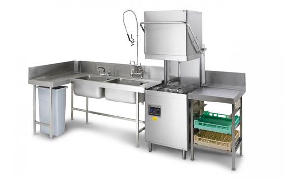 ipari mosogatók, falikutak, szaniterek, vendéglátóipari termékek