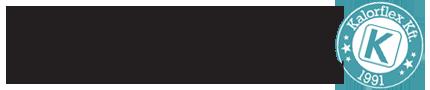 kalorflex logó, kalorflex webáruház, mosogatómedence, mosogatómedencék, kalorflex, rozsdamentes mosogatómedence, mosogatómedence árak, mosogató